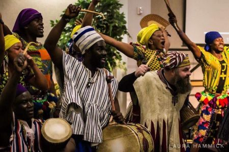 OBX Events, Saakumu Dance Tribe — Free Performance