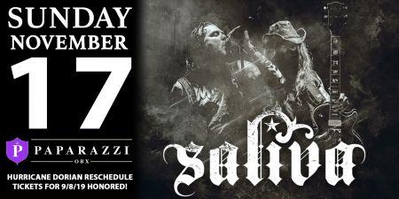 Paparazzi OBX Bar & Live Concert Venue, Saliva