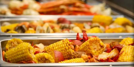 Corolla Seafood Buffet, Newly Re-Grand Opening