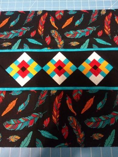 Frisco Native American Museum & Natural History Center, Seminole Patchwork Class
