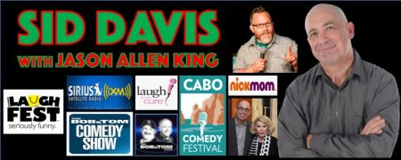 Comedy Club of the Outer Banks, Sid Davis with Jason Allen King