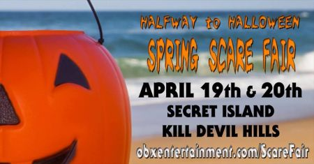 Secret Island Tavern Outer Banks, Spring Scare Fair