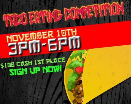 Secret Island Restaurant & Entertainment Outer Banks, Taco Eating Contest