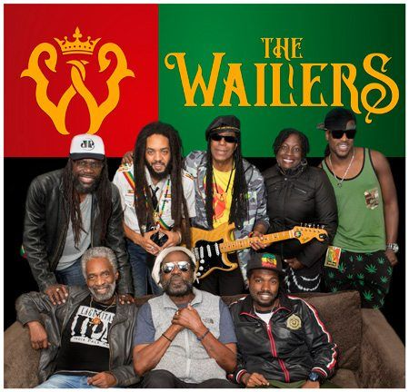 Outer Banks Brewing Station, The Wailers