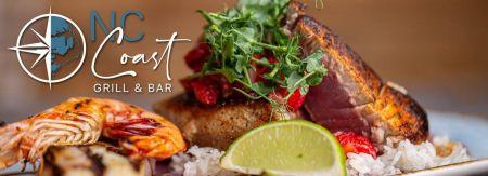 NC Coast Grill & Bar, *Canceled* Taste of the Beach: Recipes from the Edge
