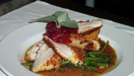 Ocean Boulevard Bistro & Martini Bar, Thanksgiving Dinner: Four Course Celebratory Menu