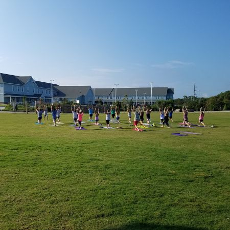 Town of Nags Head, Tai Chi in the Park
