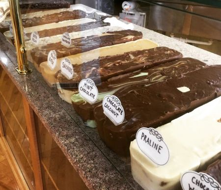 Fig Tree Bakery And Deli And Sweet Tooth, Fresh Fudge