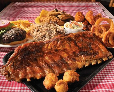 Sooey's BBQ & Rib Shack, Pig Out On Take Out