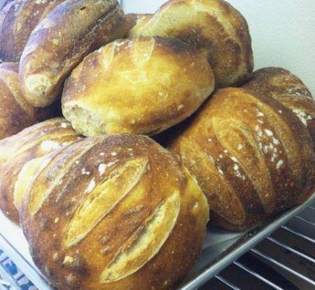 The Graceful Bakery, Sourdough Loaf