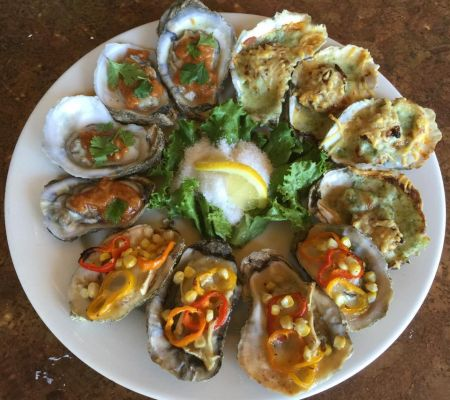 Ocracoke Oyster Company, Oyster Specials