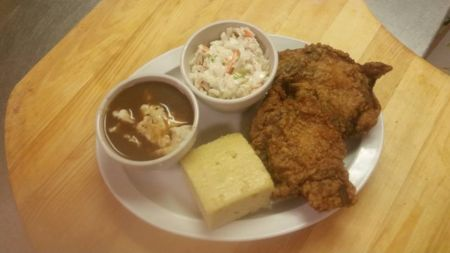 Jason's Restaurant, Sunday Special - Southern Fried Chicken Thighs