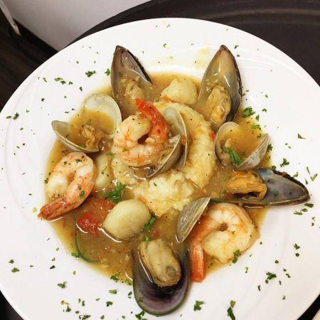 Argyle's Restaurant, Seafood Cioppino