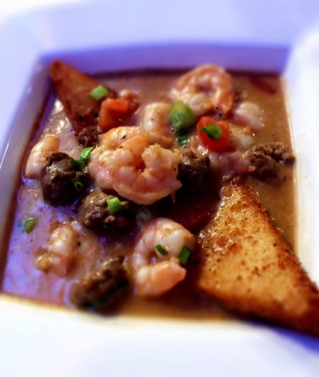 Fishbones Raw Bar and Restaurant, Shrimp & Grits