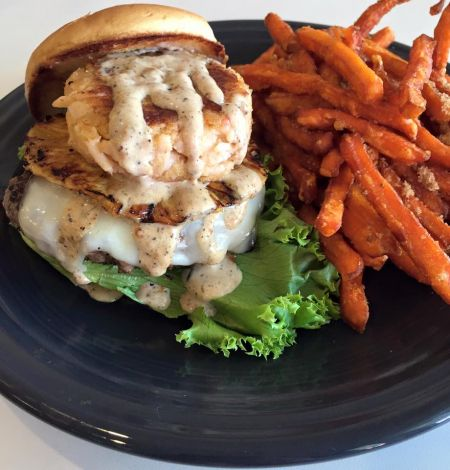 Two Roads Tavern, Burger of the Day