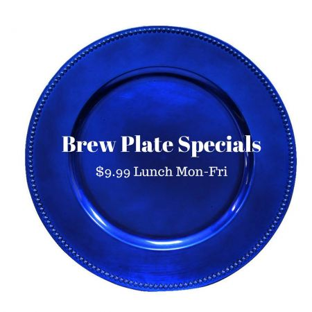 Outer Banks Brewing Station, Blue Plate Specials