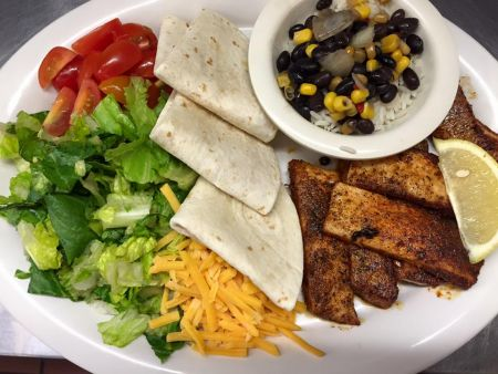 Darrell's Seafood Restaurant Manteo, Fish Tacos