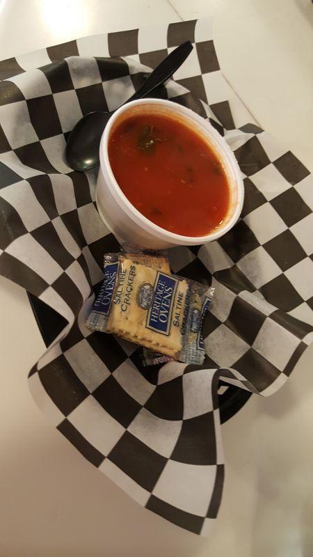 Poor Richard's Sandwich Shop Manteo, Tomato Basil