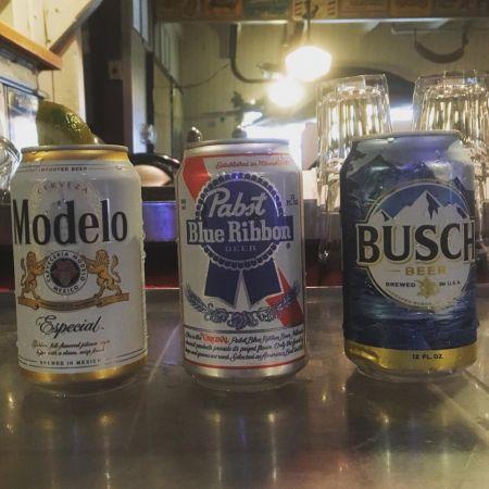 Black Pelican Oceanfront Restaurant, Featured Beer