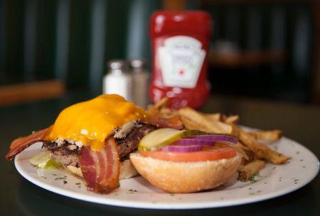 Mulligan's Grille, Mulligan's Burger
