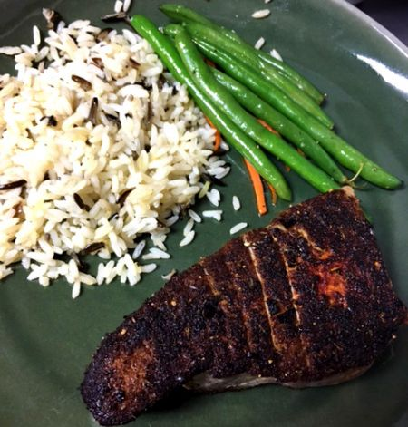 Mike Dianna's Grill Room, Local Yellowfin Tuna