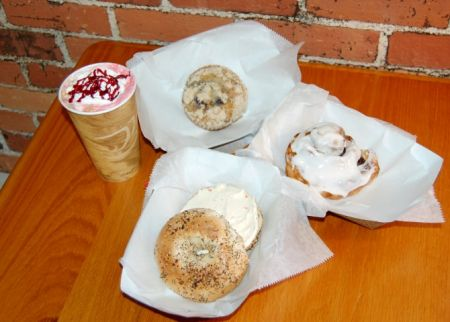 Island Perk Manteo Coffee Shop, Fresh Baked Goods