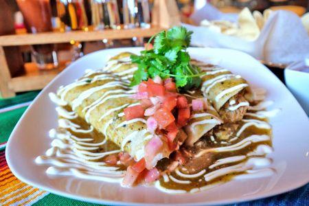 Agave Roja Mexican Restaurant Corolla NC, Chile con Carne