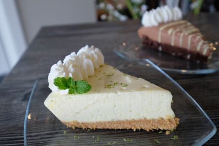 Avenue Waterfront Grille, Key Lime Cheesecake