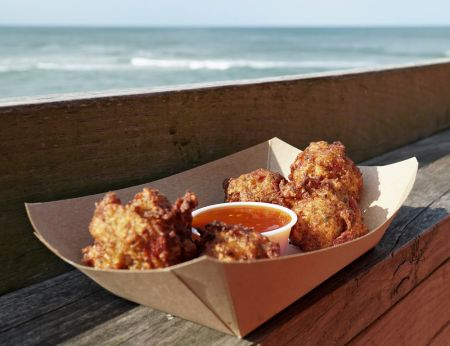 Fish Head's Bar & Grill, Conch Fritters