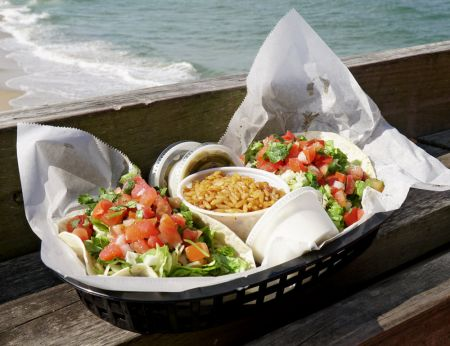 Fish Head's Bar & Grill, Fish Tacos