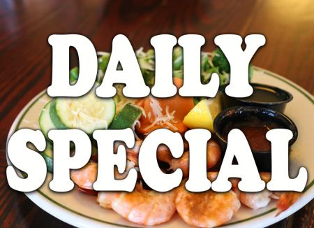 Red Drum Grille & Taphouse, Today's Specials