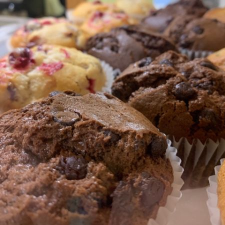 Fig Tree Bakery & Deli and Sweettooth, Fresh, Homemade Muffins