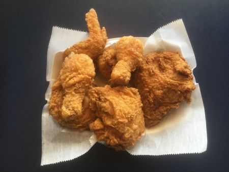 The Cookshak Fried Chicken, Whole Bird