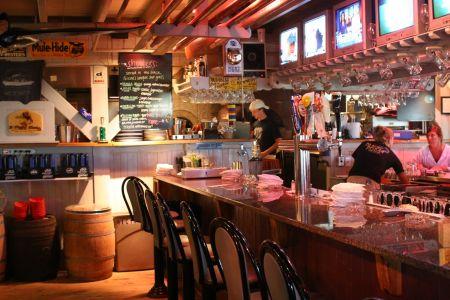 Black Pelican Oceanfront Restaurant, Featured Cocktail
