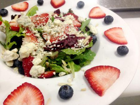 Open Water Grill: Hatteras Restaurant Avon NC, Life Salad