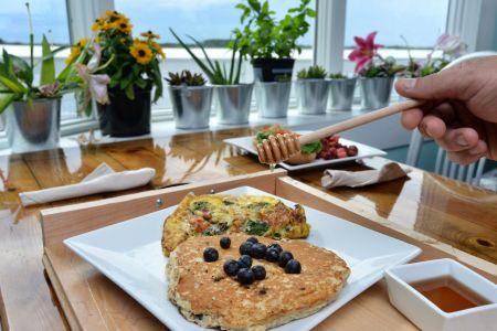 Freshfit Cafe Nags Head, Omelette & Pancake