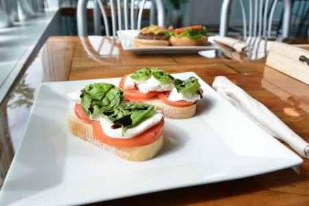 Freshfit Cafe Nags Head, Tomato Mozz