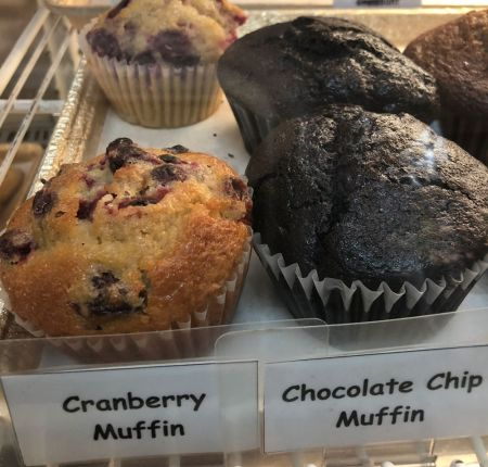Outer Banks Coffee Company, Homemade Muffins