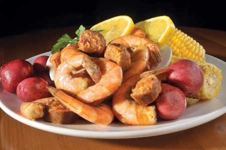 The Dunes Restaurant Nags Head, Outer Banks Shrimp