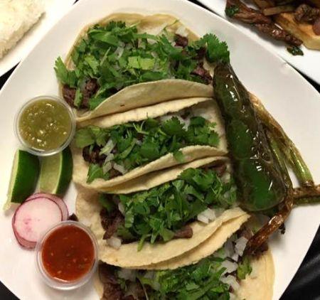 Shaddai Peruvian Restaurant, Tacos