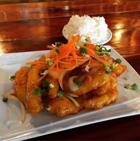 Thai Room Restaurant Kill Devil Hills Outer Banks, * GENERAL TAO CHICKEN