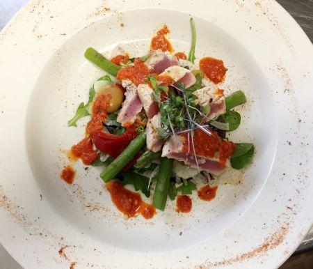 Dajio Restaurant, Tuscan Tuna Salad