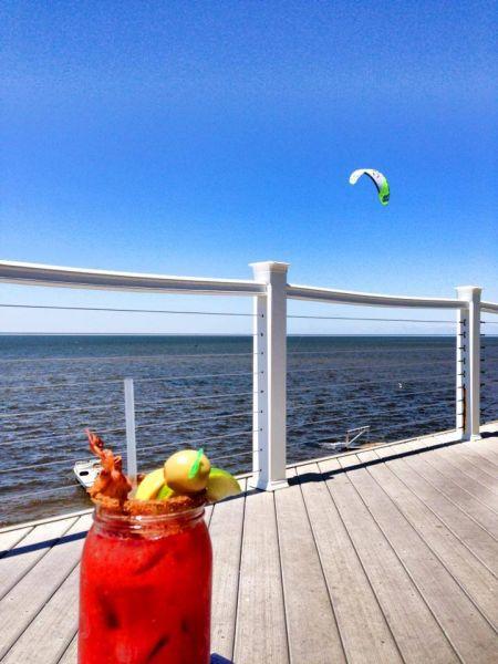 Good Winds Restaurant, Sunday Bloodys & Mimosas