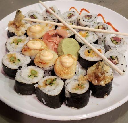 Sandbars Raw Bar & Grill Outer Banks, Sushi Night - Thursdays