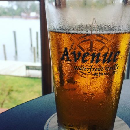 Avenue Waterfront Grille, $4 Drinks Tuesday