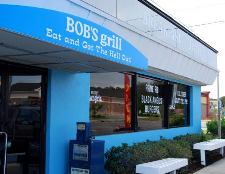 Bob's Grill Outer Banks Restaurant, Tuesday - Cuban Sandwich