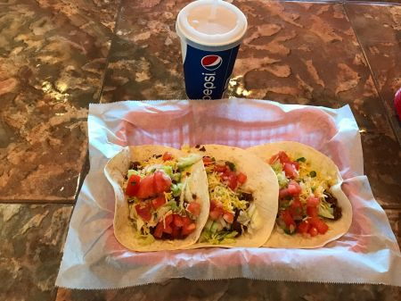 Viva Mexican Grille, Combination Taco Special