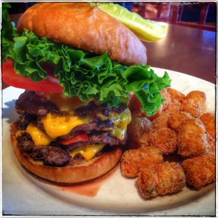 Barefoot Bernie's Tropical Grill & Bar, Mondays - Burger Night & $1 Off All Draft Beers