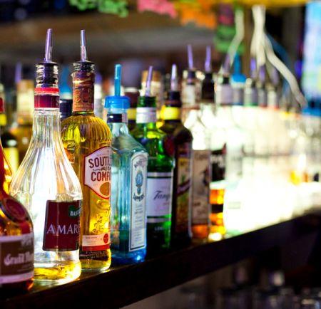 Gaffer's Restaurant on Ocracoke Island, Thirsty Thursday