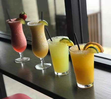 Sandbars Raw Bar & Grill Outer Banks, $3 Margarita Mondays